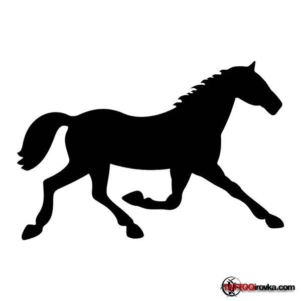 эскизы лошадей: